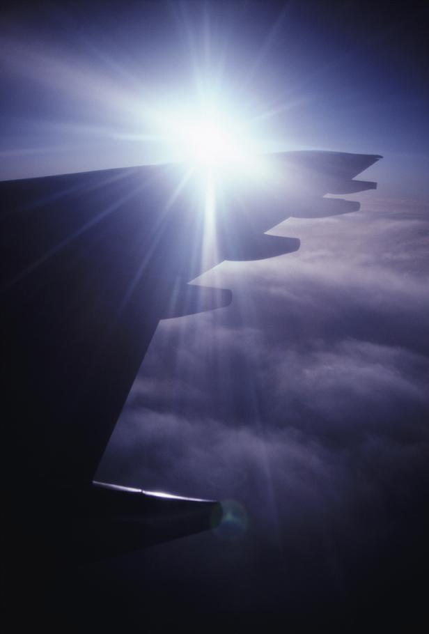 avión para buceo