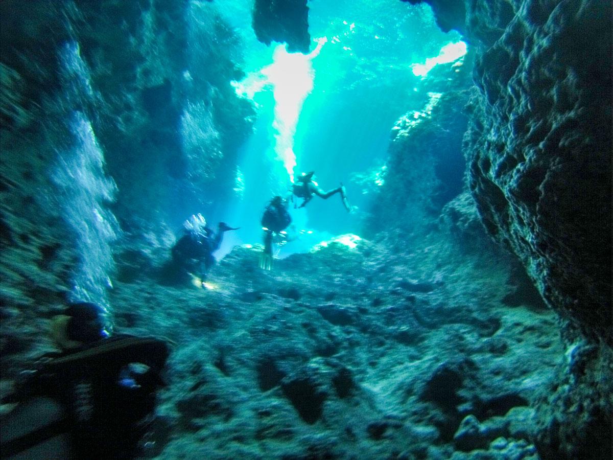 Cavern-Dive Curso-de-Buceo-en-cuevas-Madrid