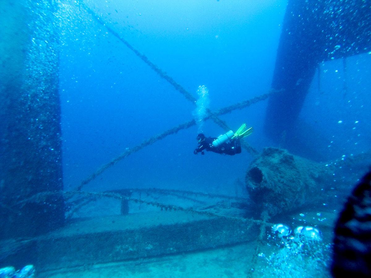 Curso-Wreck-Diver-arrecifes-artificiales-en-Madrid