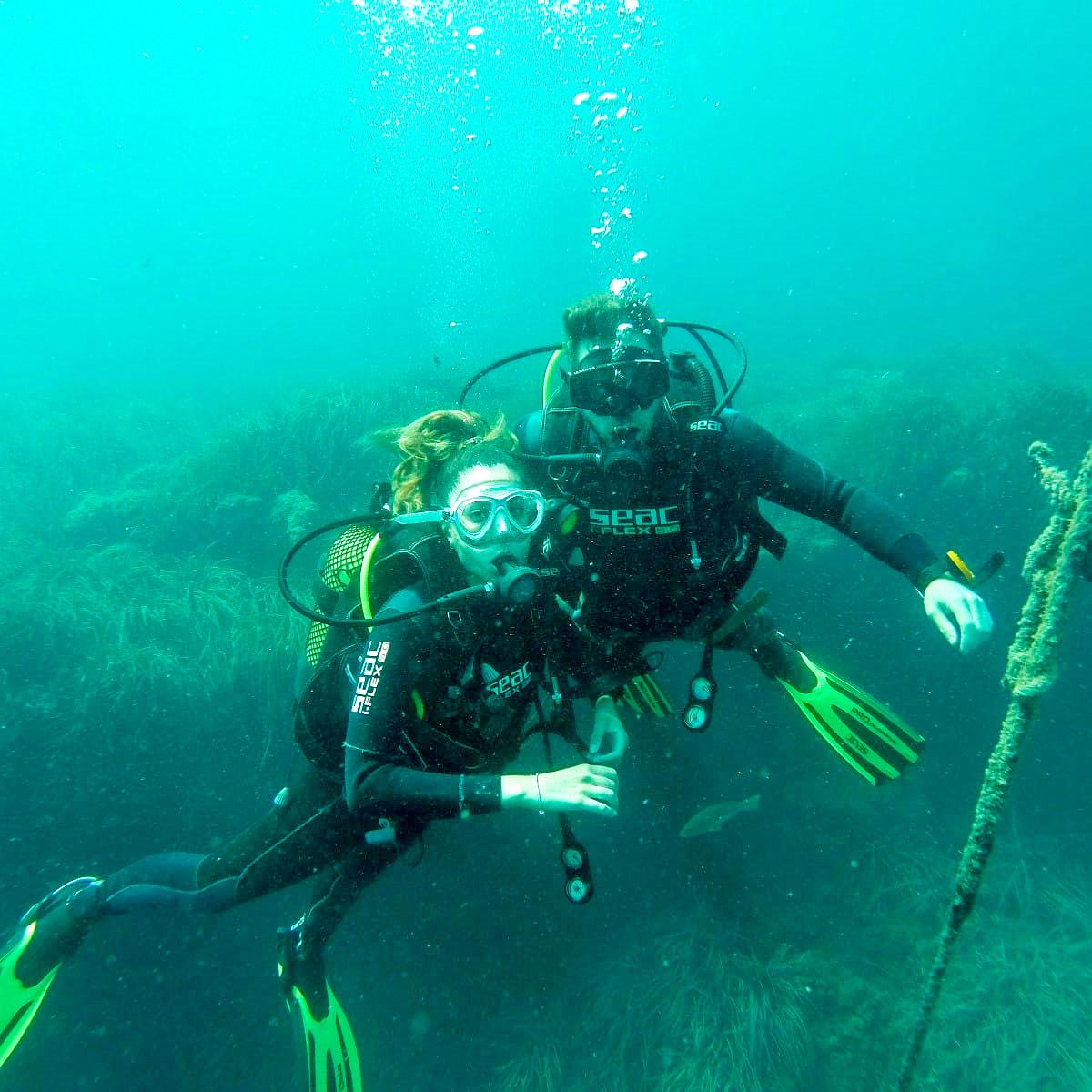 Curso-de-flotabilidad Peak-Performance-Buyancy-Diver