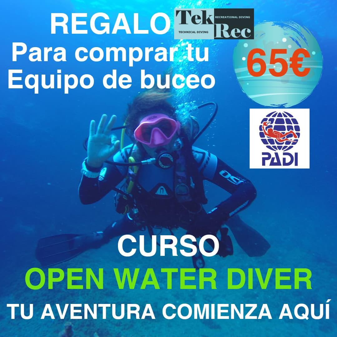 Curso open water diver 3